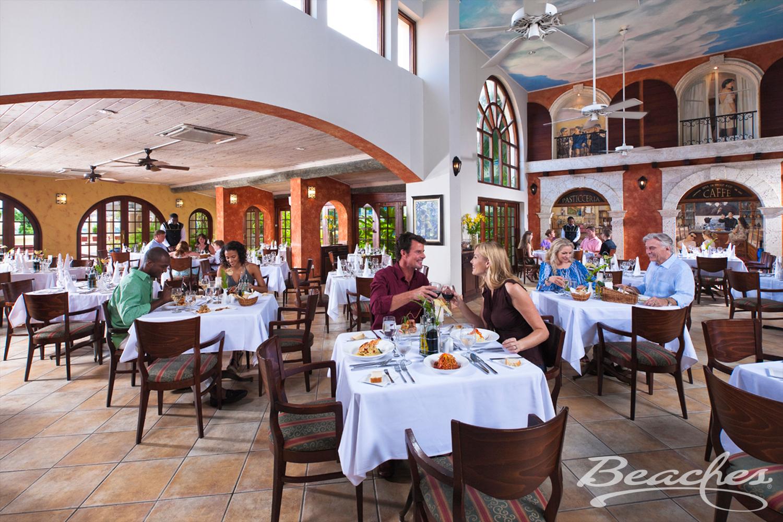 Beaches Ocho Rios Dining