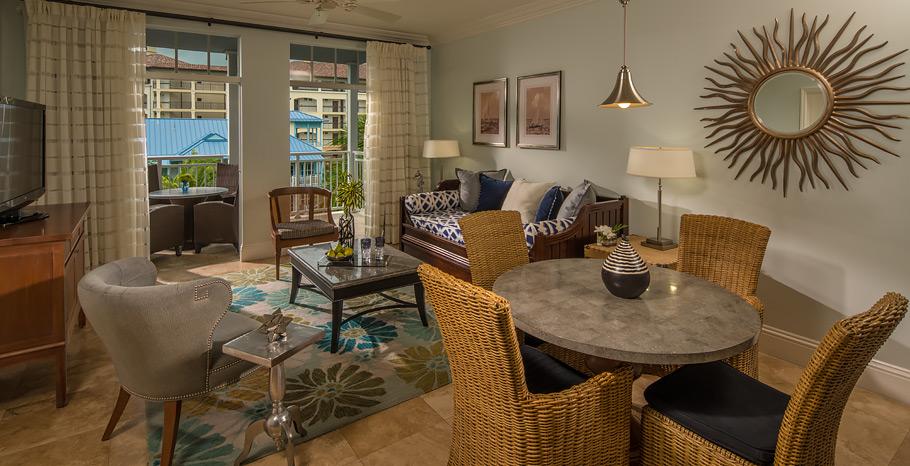 Key West One Bedroom Concierge Suite - 1BG