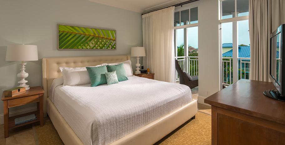Key West One Bedroom Concierge Suite - 1BG bedroom