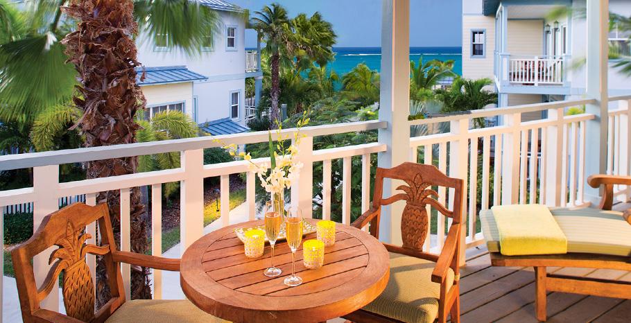 Key West Ocean View 1-Bedroom Balcony