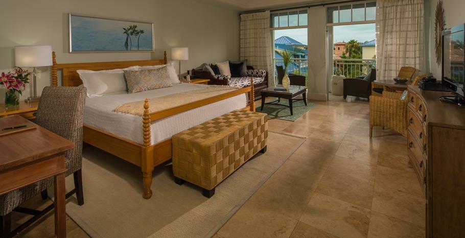 Key West Grande Luxe Concierge Room - CPG