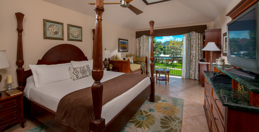 French Village Luxury Room King - FK
