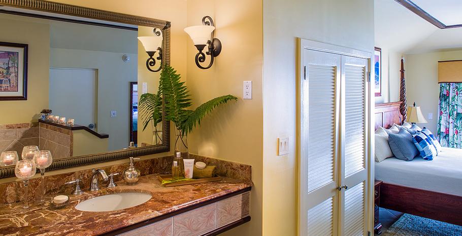 Seaside One Bedroom Concierge Suite - G1 Bedroom