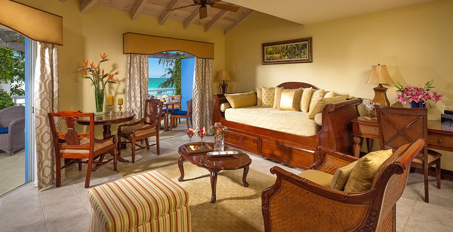 Seaside One Bedroom Concierge Suite - G1