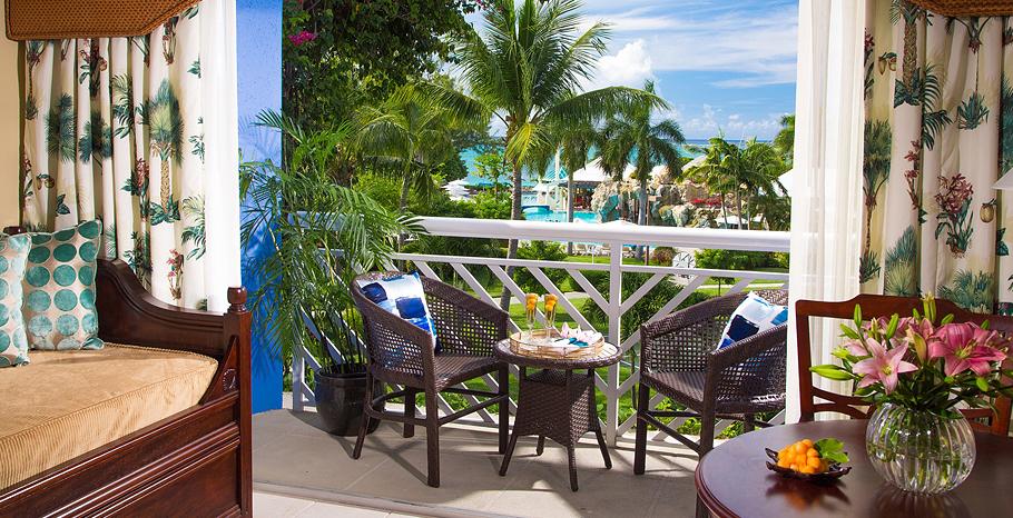 Caribbean Honeymoon Grande Luxe Double - GD