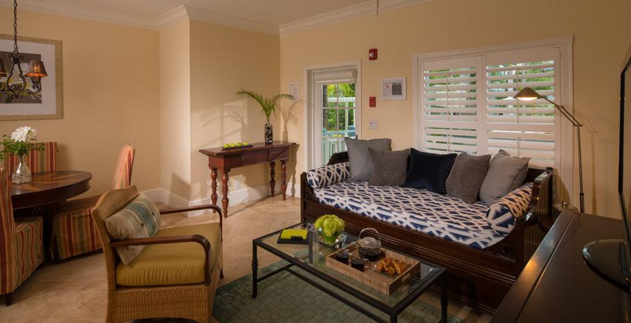 Key West One Bedroom Concierge Villa Suite - I1B