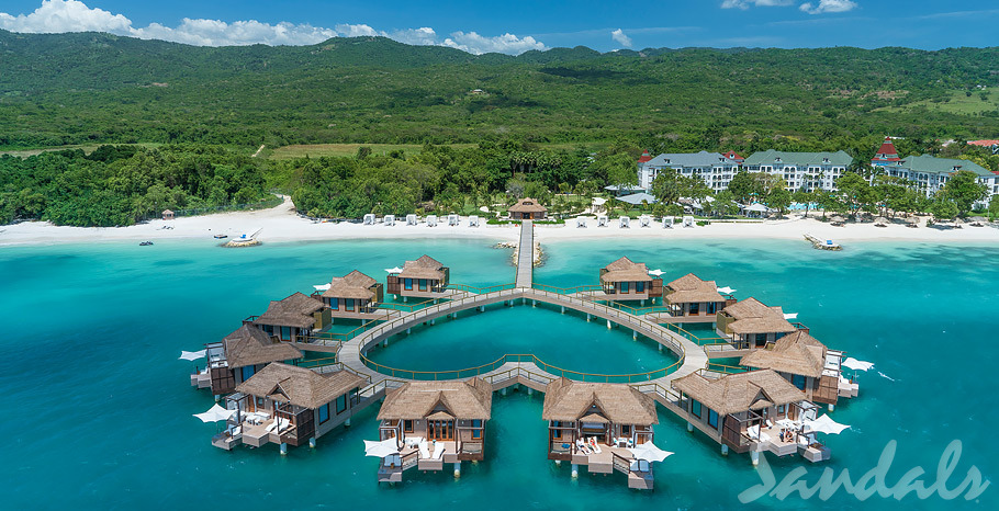 Sandals South Coast Over Water Bungalow