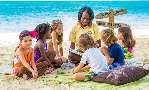 Beaches Negril Kids Camp