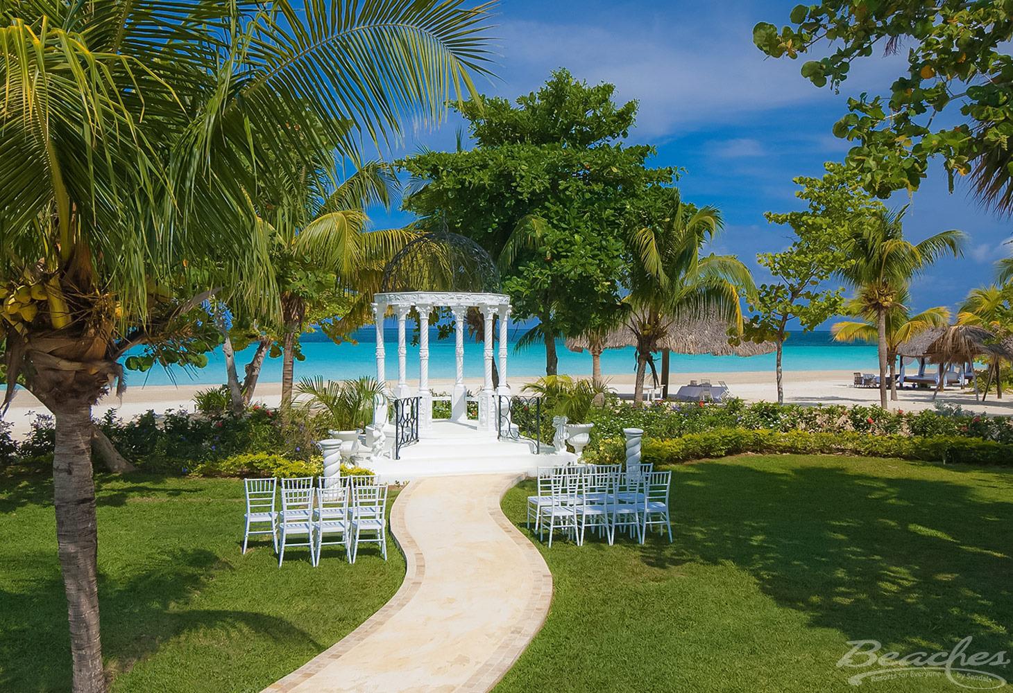 Beaches Negril Weddings
