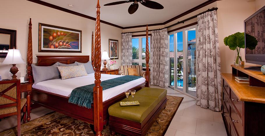 Italian Oceanview Two Bedroom Butler Family Suite