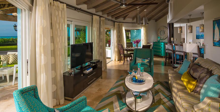 Beaches Turks & Caicos Seaside 2 Bedroom Butler Suite