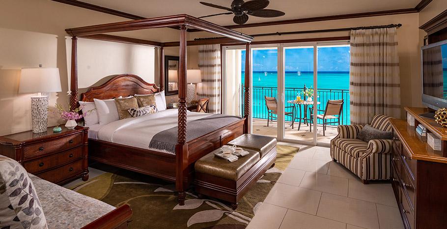 Beaches Turks & Caicos Beachfront Penthouse