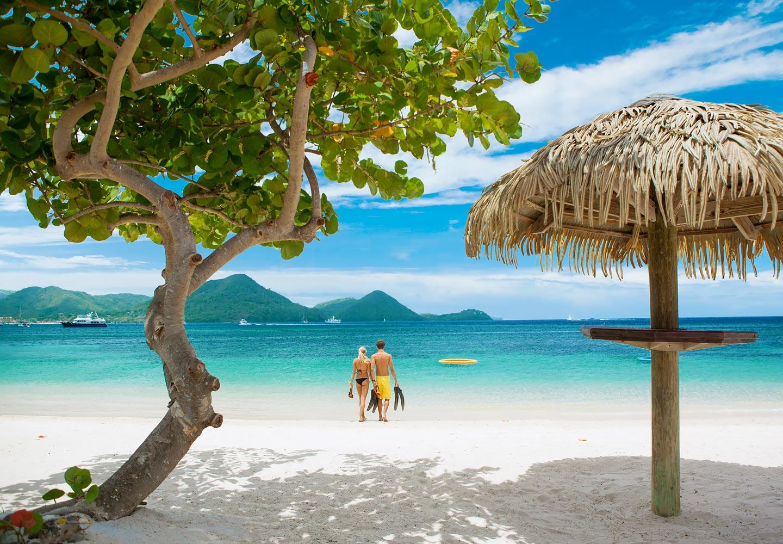 Sandals Resorts Has Best Beaches