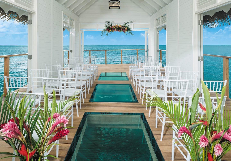 Sandals South Coast Wedding Chapel
