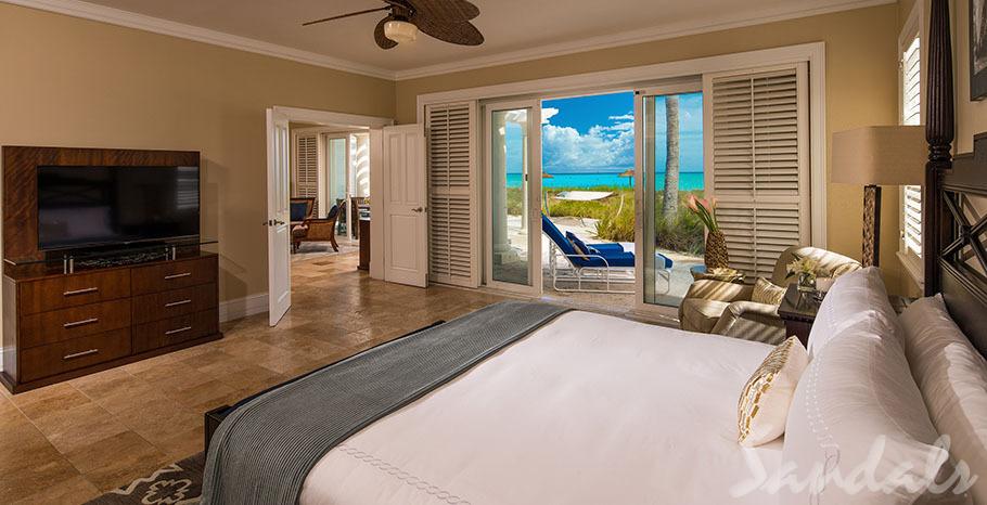 Sandals Emerald Bay Prime Minister Honeymoon One Bedroom Beachfront Walkout Butler Villa Suite - PW1