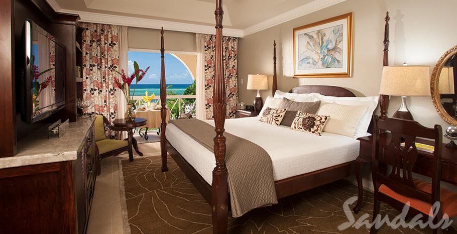 Sandals Montego Bay Caribbean Seaside Oceanview Luxury - LS