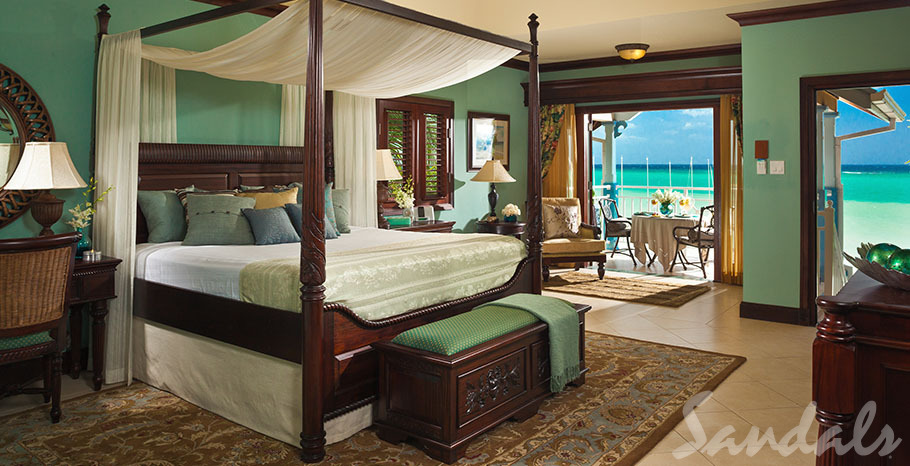 Sandals Montego Bay Beachfront Royal Butler Villa Suite - UB