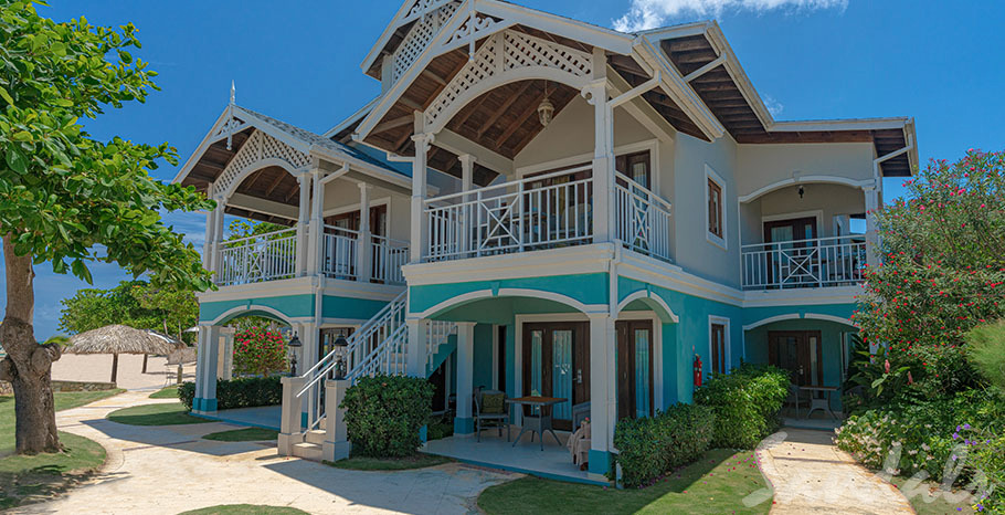 Sandals Montego Bay Beachfront Oversized Butler Villa Suite - BB