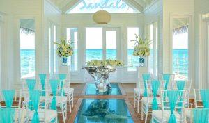 Sandals Montego Bay Over Water Wedding Chapel