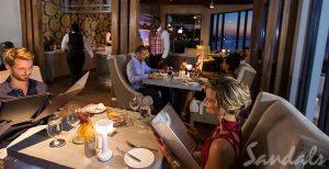Oleander Restaurant at Sandals Montego Bay