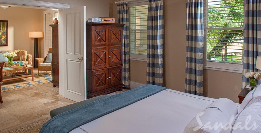 Sandals Emerald Bay Beach House One Bedroom Butler Suite - 1B