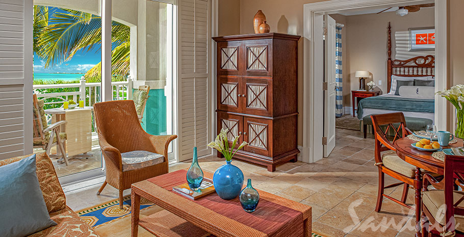 Sandals Montego Bay Beachfront One-Bedroom Butler Suite w/Tranquility Soaking Tub - OBT
