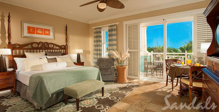 Beach House Luxury Club Level Room - HL